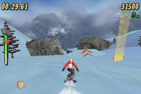 Screenshot Snowboarding-TnT